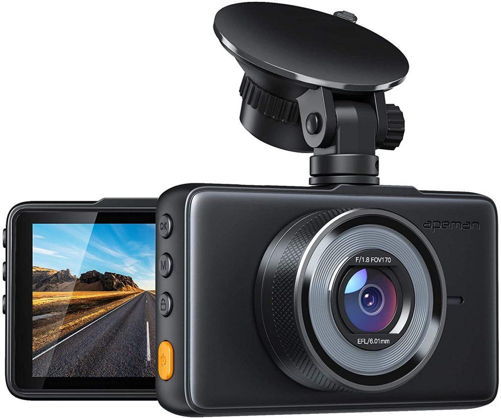 Berbagai Kamera Dashboard Terjangkau